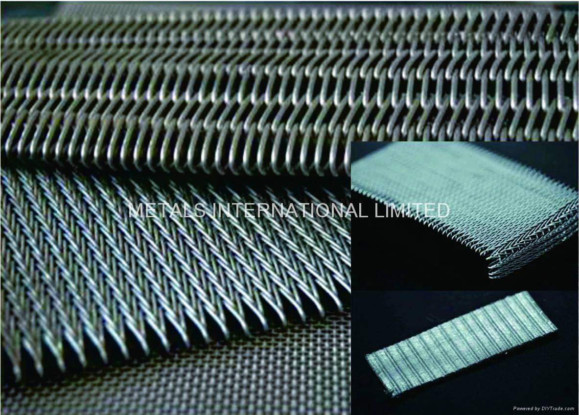 Weaving Wire