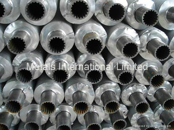 ASTM A-1012   Seamless and Welded Ferritic, Austenitic and Duplex Alloy Steel Condenser and Heat Exchanger Tubes with Integral Fins