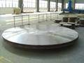 Monel400+ASTM A283 C Clad Tubesheet