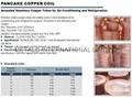 ASTM B68,ASTM B75,ABS 2871,DIN1787,EN1057 Pancake Coils/Copper Coil Tubing