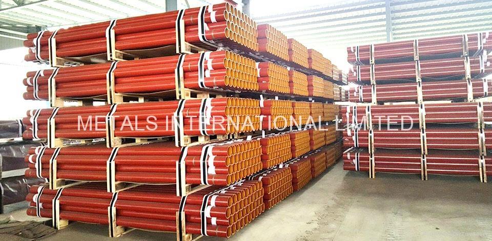 GB/T12772 柔性铸铁排水管 5