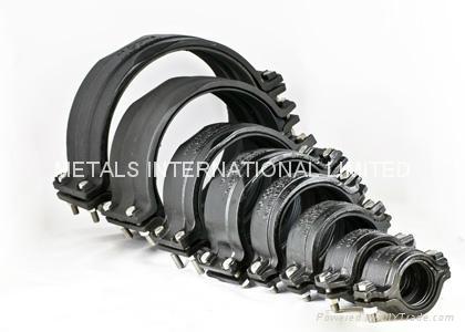 GB/T12772 柔性铸铁排水管 9