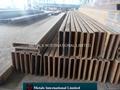 ASTM A501 Gr.A,A501 Gr.B rectangular hollow section/rectangular pipe/rectangular tube