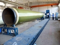 Fiberglass Wrapped Corrosion-Resistant Steel Pipe