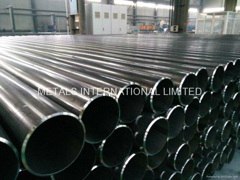 ASTM A252 GR.3 STRUCTURAL PIPE