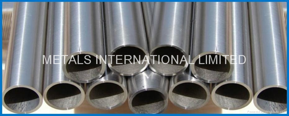 Nickel 400 - Monel 400, Alloy 400, UNS N04400 Seamless Tubes