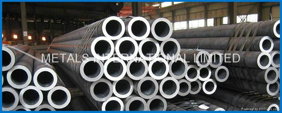 ALLOY 20 SEAMLESS NICKEL PIPE, Seamless Tubes