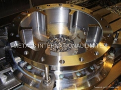 ASTM B16.5/ASTM B16.47/ASTM A182 Stainless Steel Flange