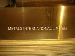 EN 1652 C1020,C11000,C12000,C12200,E-CU58,Cu-DHP, Cu-ETP Copper Sheet/Strips