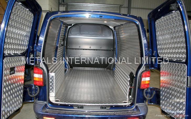 Astm B209 En 573 3003 5052 5083 6061 Aluminium Sheet Plate