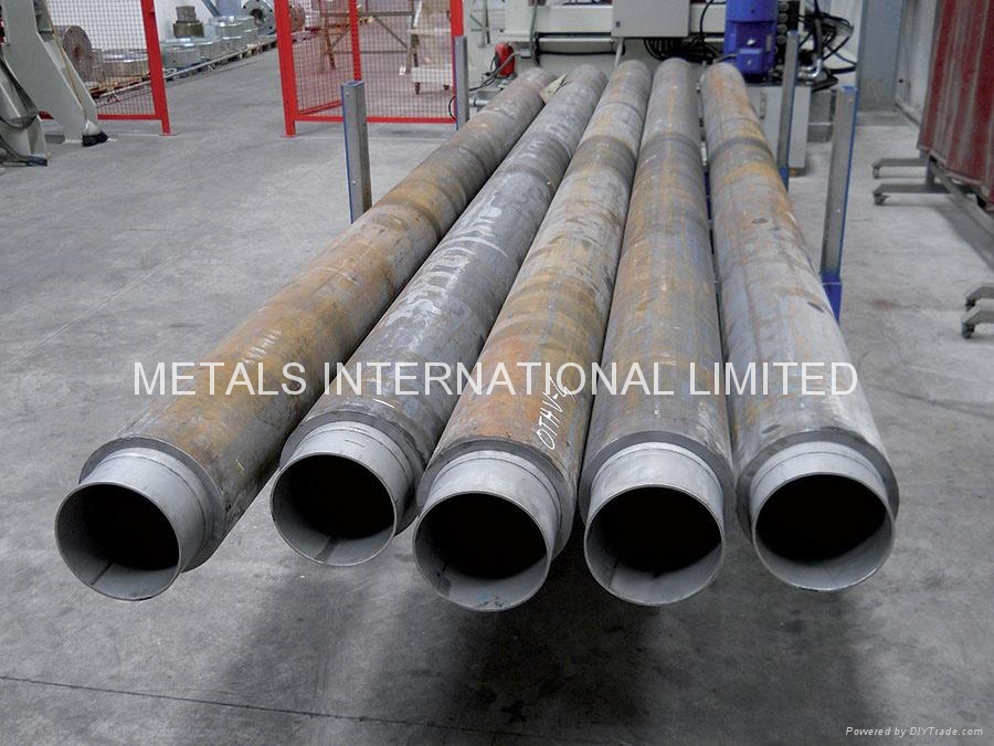X42+S304 CRA LINED PIPE