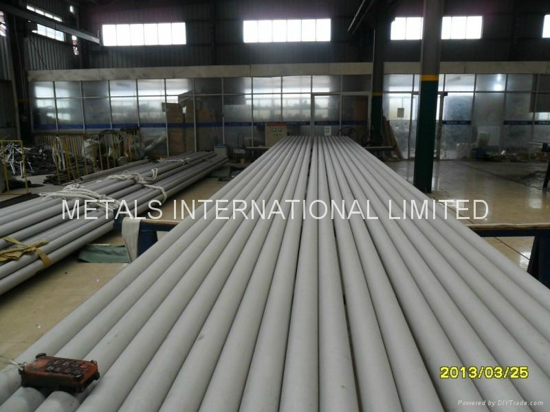 ASTM A847 WELDED DUPLEX STAINLESS STEEL PIPE