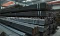 DIN 1025-4,JIS G3192 I-Beam, IPBv/BS4,ASTM A6-1988 UBPs,H-PILES 14