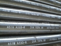 ASTM A333 GR1,GR 3,GR 6/ASTM A334 Seamless Pipe for Low-Temperature Service