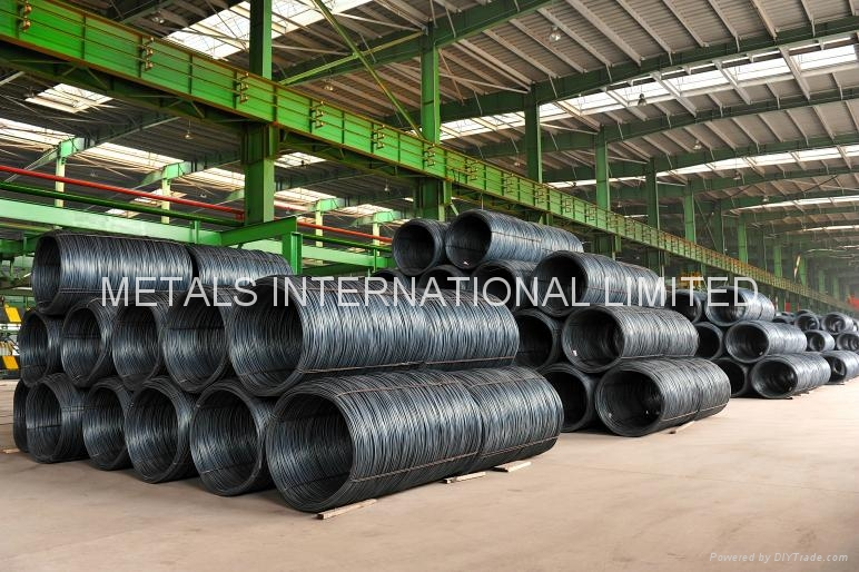 Medium Carbon Steel Wire : Sae low medium high carbon wire rod china