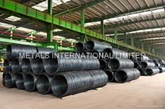 SAE 1006 – 1080(Low, Medium & High Carbon) WIRE ROD
