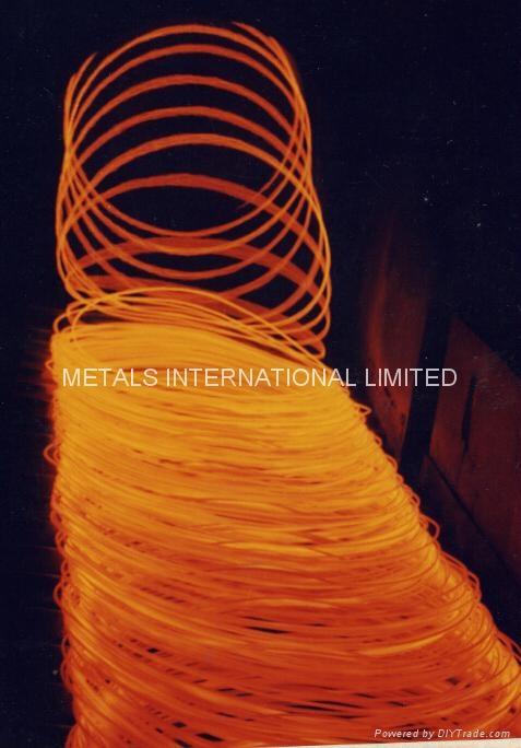 工業用棒線材 4