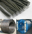 ASTM A416 PRESTRESSED CONCRETE STEEL STRAND