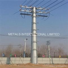 鋼杆、電力杆、輸變電線路構架