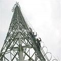 STEEL GRID TOWER