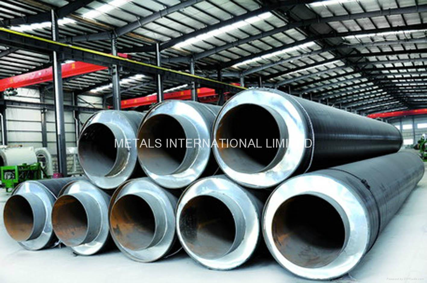 Awwa C205 Knpc 87c1 Din 30673 Cement Bitumen Epoxy Zinc