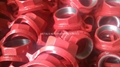 ASTM A536 FM & UL Approved Grooved Fitting & Grooved Pipe Fittings