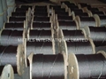 API-9A 6x19S-IWRC PVC coated drilling wire rope