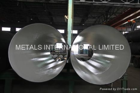ISO2531,EN545,EN598,AS2280,BS4772-K-Type(Mechanical) Joint Ductile Iron Pipes 5