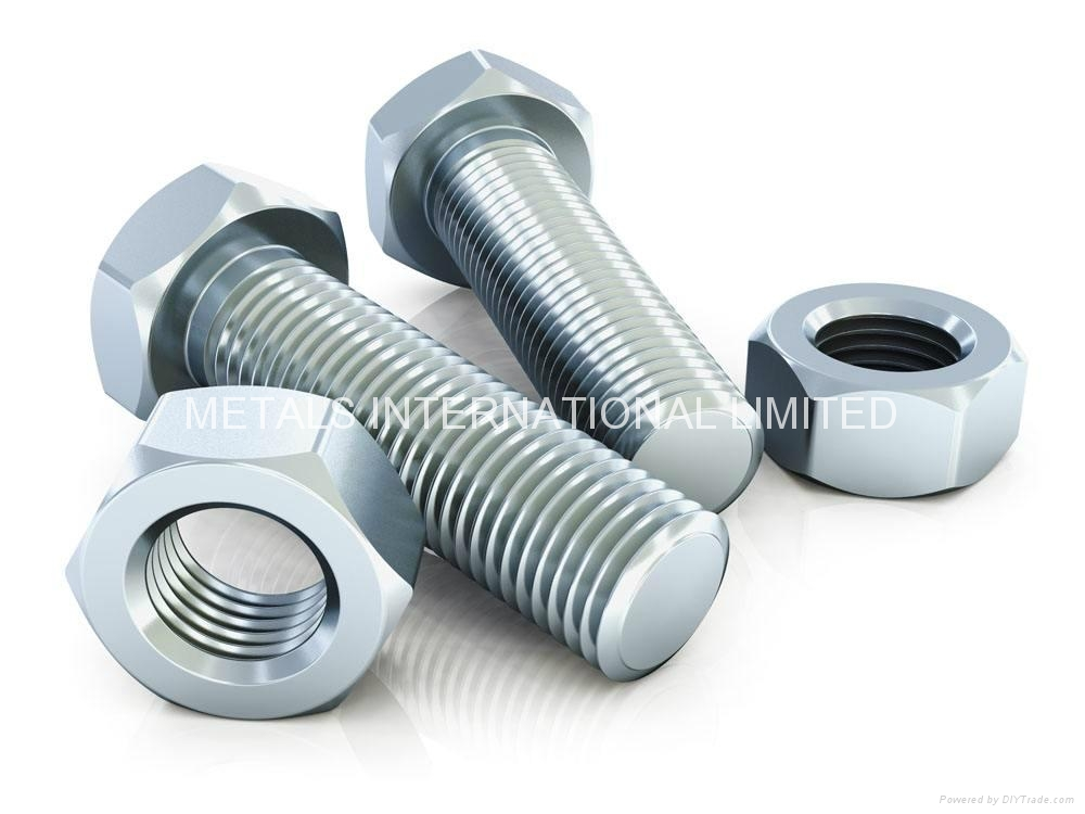 ASTM A193,AST F593,DIN931,DIN 934 Stainless Bolts,Nuts,Threaded Rods,Studbolts 2