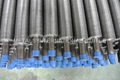 Embedded Spiral Fin Tube & Tubos aletados ,G finned tube & Tubos aletados