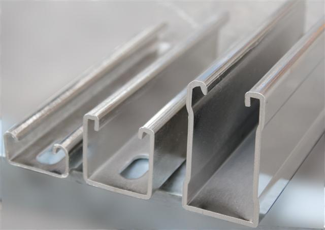 ASTM A36 U-SHAPE STRUCTURAL STEELS