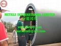 EN 10219 S355JRH/S355J2H/E460,ASTM A252-3,TUBULAR STEEL TOWER,WIND POWER TOWER