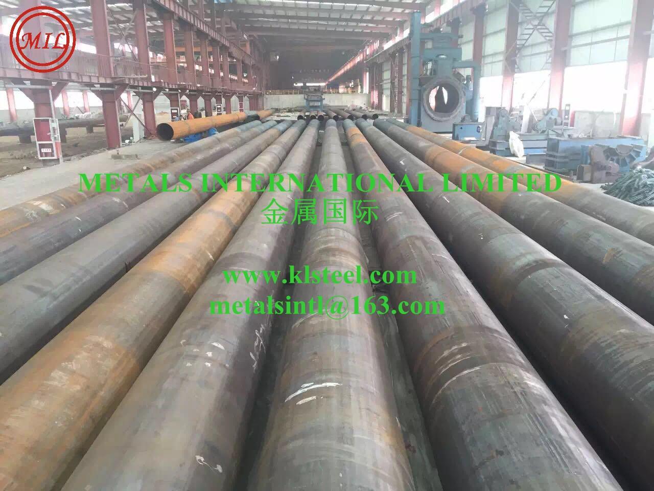 Steel casing pipe u pittsburgh pipe