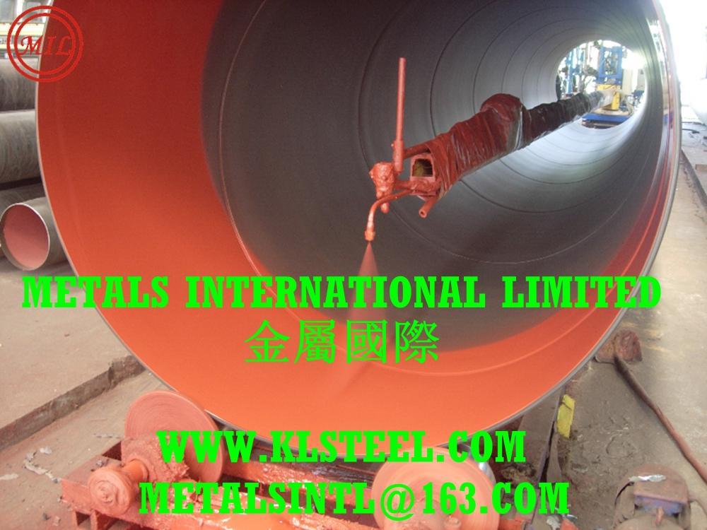 API RP 5L2 Liquid Epoxy Lining