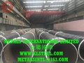 AS 1163 C350+AS 3750/ISO 12994 INTERZONE 954 DFT COATED STEEL PIPE PILES