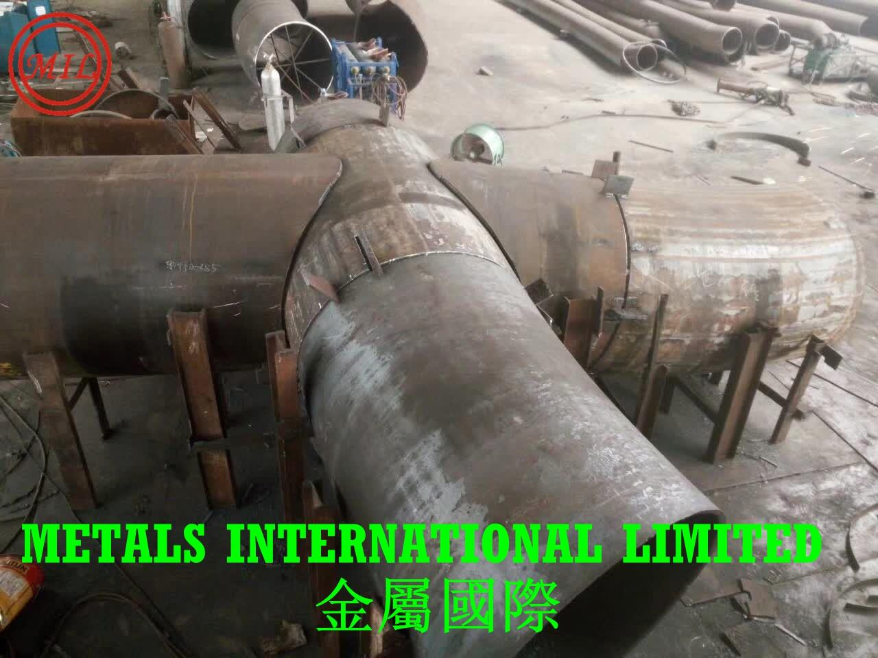 EN 1090-1,EN 10219-1 S355J2H/S460N,AS 4100 PREFAB STRUCTURAL STEEL PROFILES