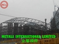 EN 1090-1,EN 10219-1 S355J2H/S460N,AS 4100 PREFAB STRUCTURAL STEEL PROFILES