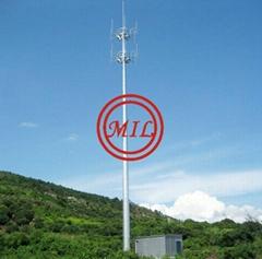 通讯塔杆、钢杆