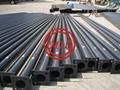 ASTM A595 A,ASTM A572 65,IS 2713 Traffice Sign Pole,Lighting Pole,Lamp Pole
