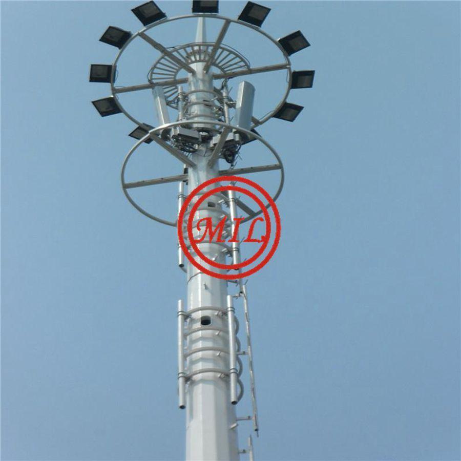 塔杆、照明灯杆 13