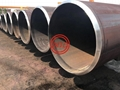 ASTM A671,ASTM A672,ASTM A691 CC60,CC65,CC70 Electric-Fusion-Welded Steel Pipe