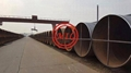 EN 10219-1 S235JRH SPIRAL STEEL WATER PIPE