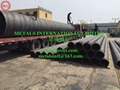 ASTM A252 GR.3,AS1163 C350L0,EN10219-S355J0H,EN10225 STEEL PIPE PILE,PILING PIPE