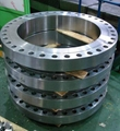 Seamless rolled rings and forged steel rings