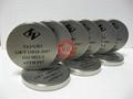ISO 5832-2/ASTM F67 TA2/GR2 TITANIUM DISCS