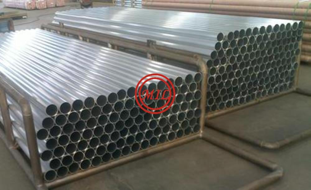 ASTM B241 Aluminium Alloy 5083 Pipes, Alloy 5083 Tubes
