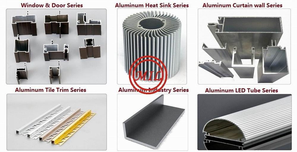 鋁型材 6