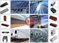 Aluminium Industrial Profile , Marine / Architectural ...