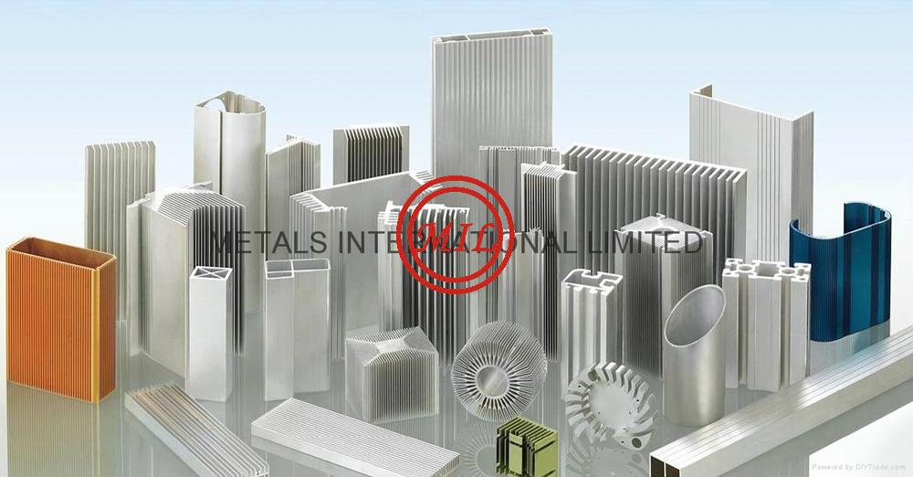 鋁型材 4
