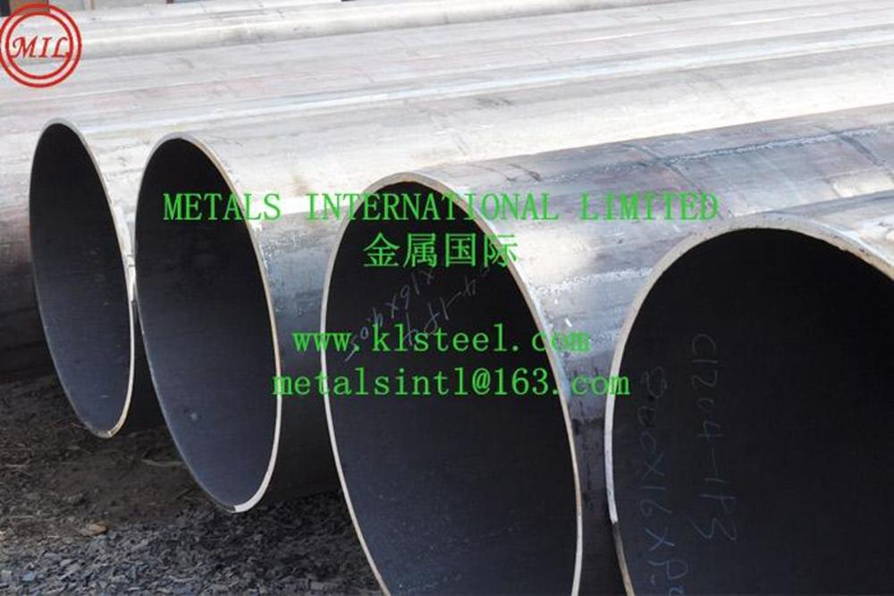 ASTM A672 C60 CL22 EFW PIPE